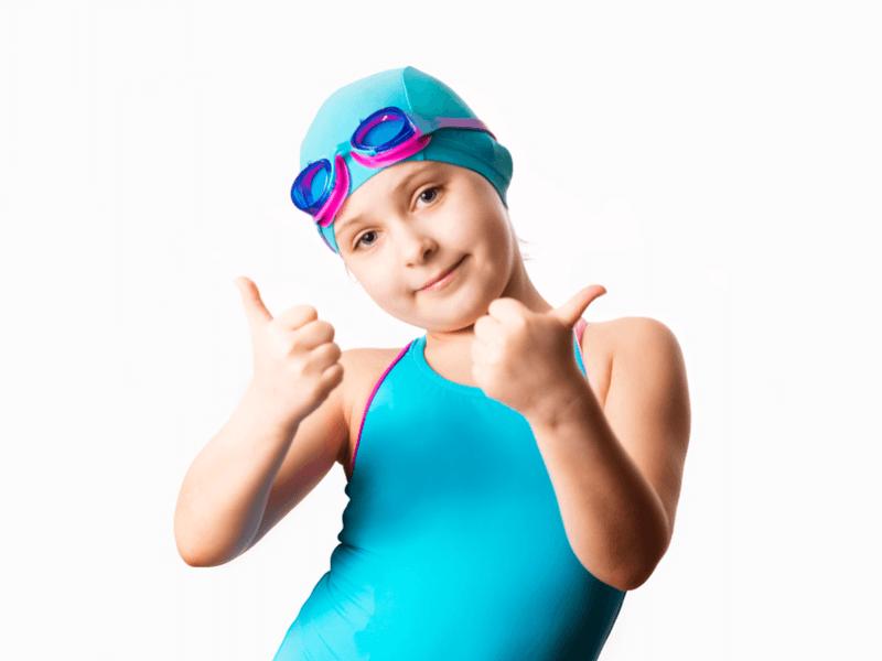 水泳用ゴーグルの曇りを防ぐ裏技