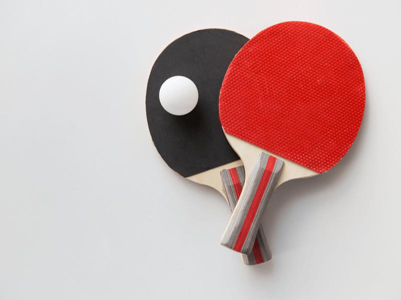 卓球ラケットの種類や選び方のポイントは?