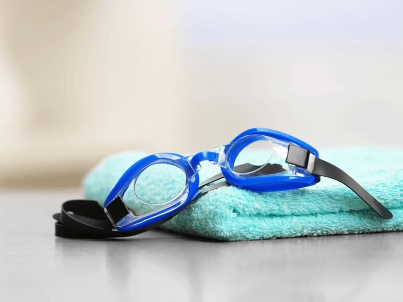 水泳用ゴーグル曇り止めの使い方