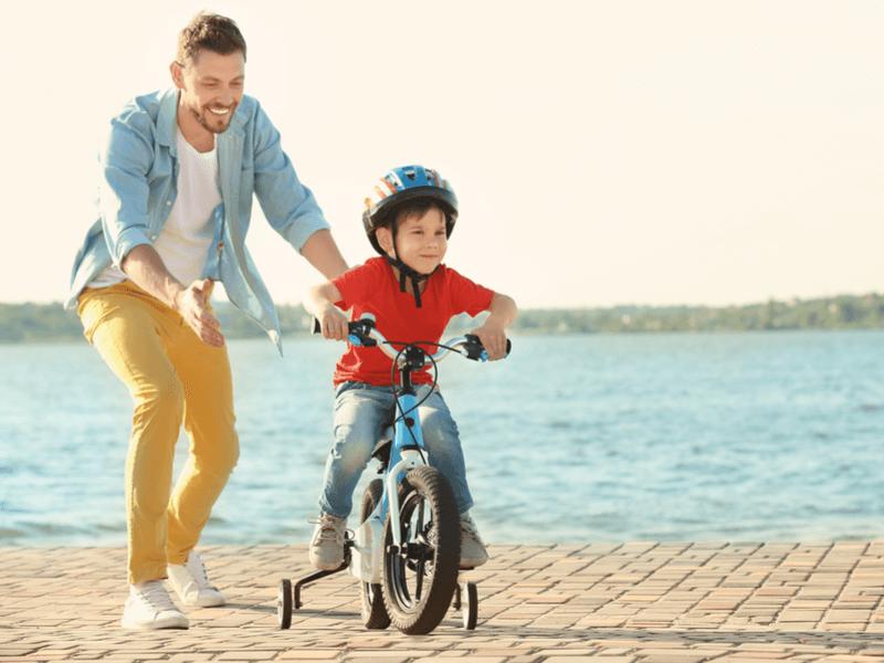 子供用自転車 練習のコツ