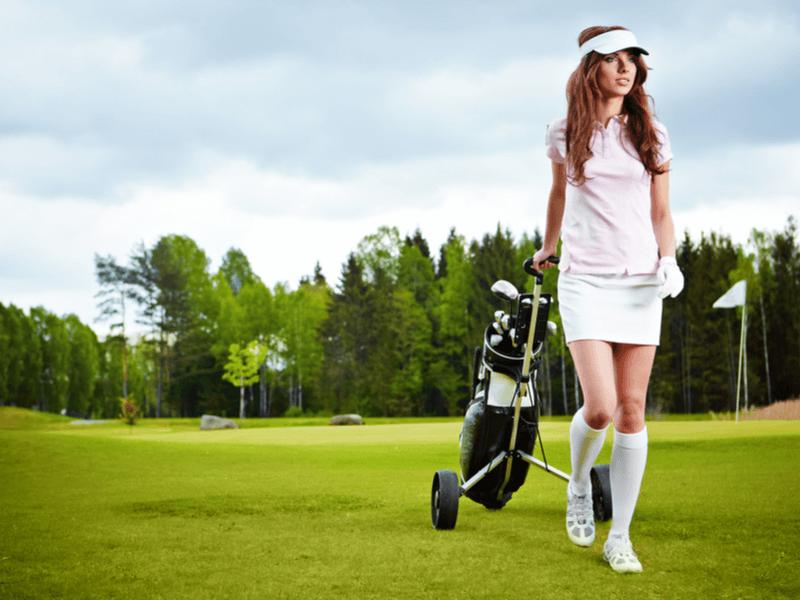 【レディース】人気のゴルフウェア ブランド5選,ゴルフ 帽子