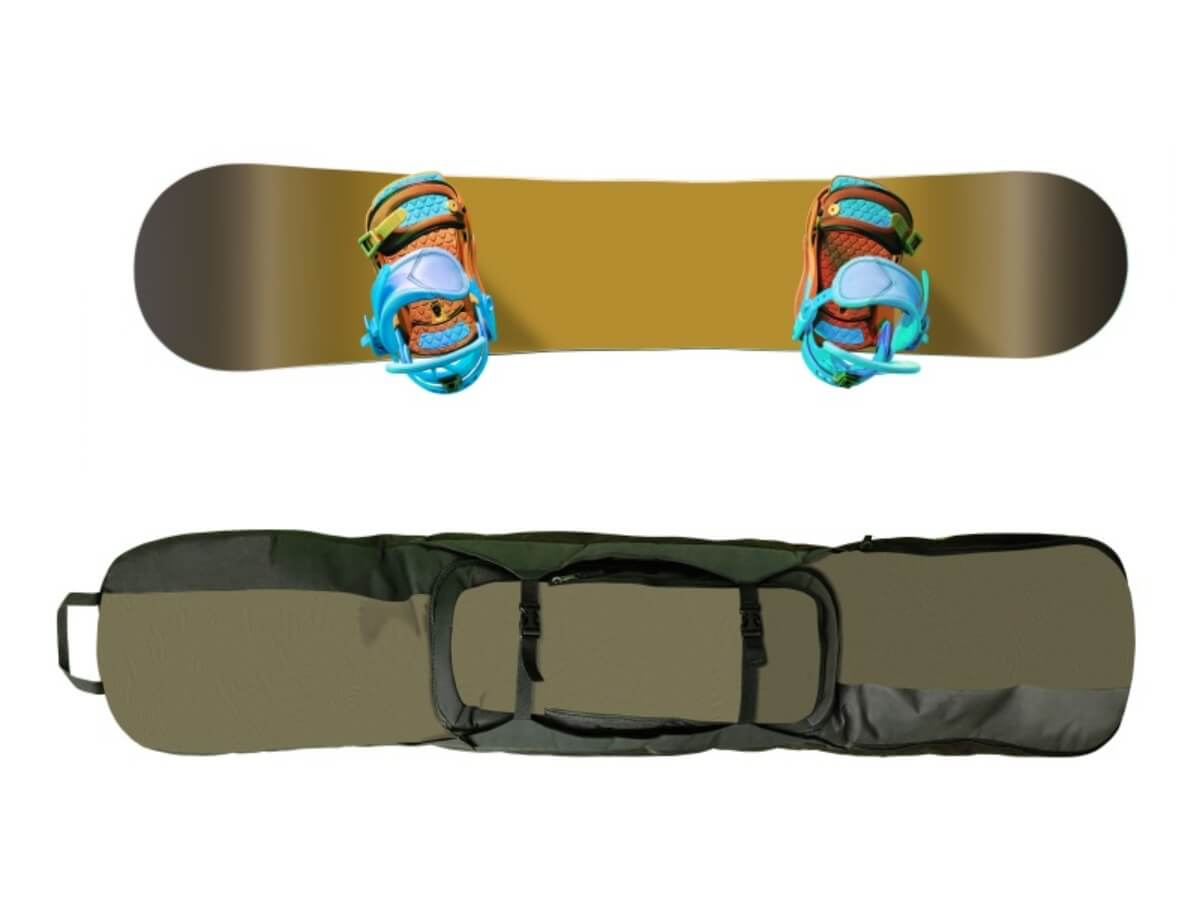 スノーボードケースおすすめ20選!初心者必見のブランド別人気の軽量商品と選び方をチェック