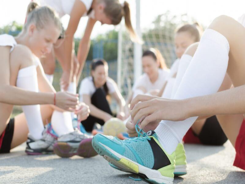 ハンドボールの靴下の選び方