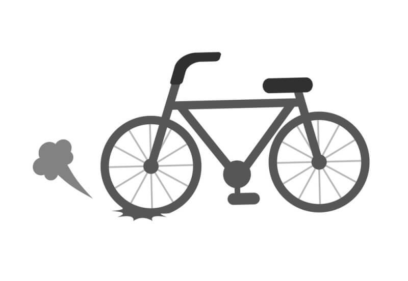 自転車の携帯用空気入れの選び方