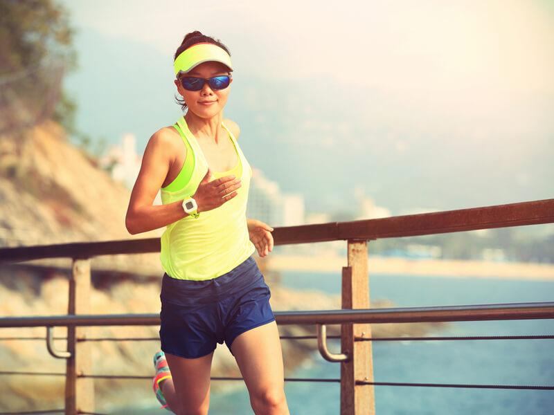 マラソン用サングラスの選び方