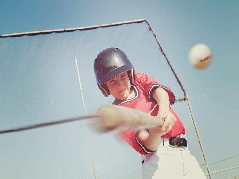 少年野球用バットの正しい握り方