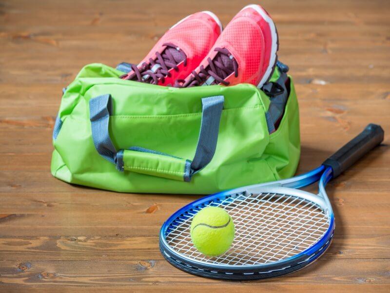 テニスバッグは4種類