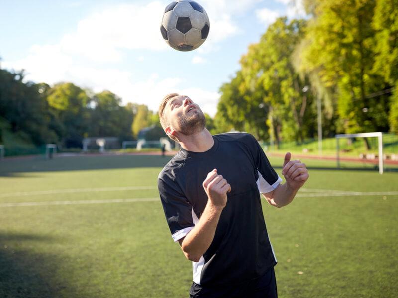 リフティングボールを使うことで得られる練習の効果