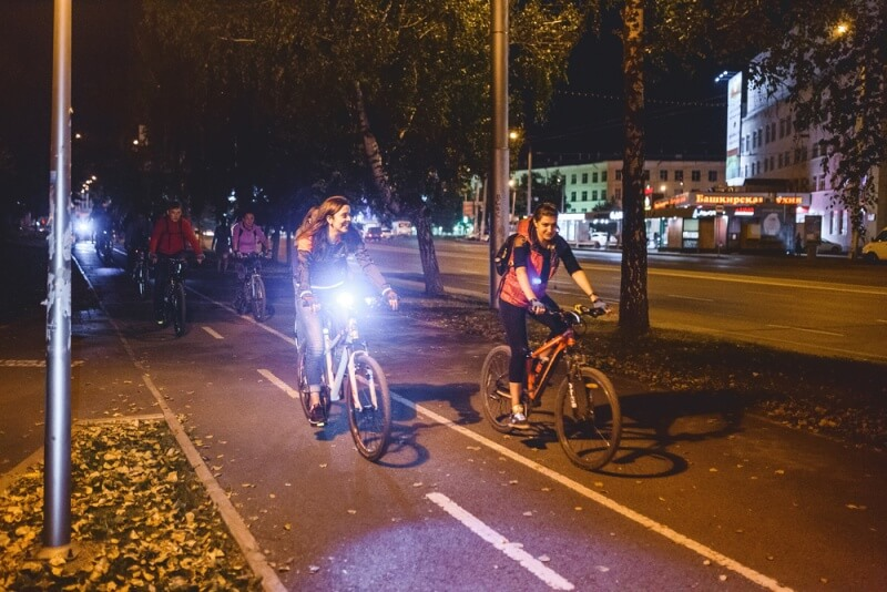 自転車のライトの必要性を確認しよう