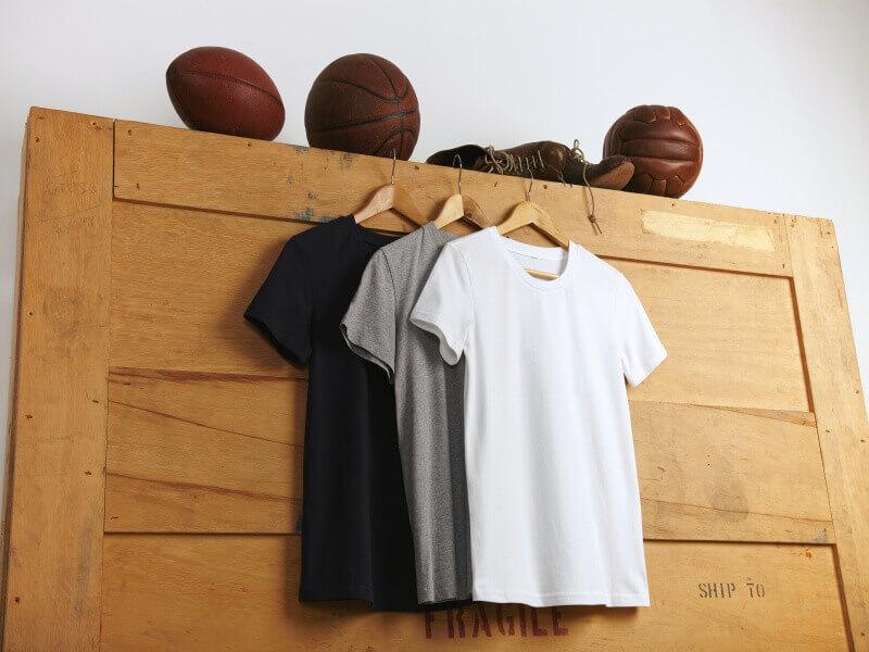 バスケで着用するインナーの種類は?