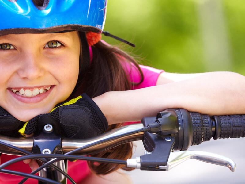 キッズ用のヘルメットの選び方