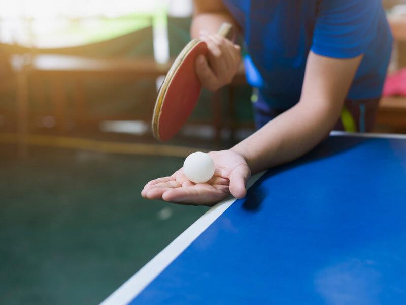 卓球ボールの種類