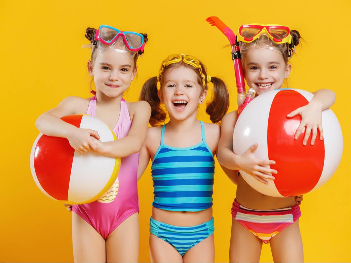 水着子供用人気20選!男の子・女の子におすすめのシンプルでおしゃれなデザインを大公開