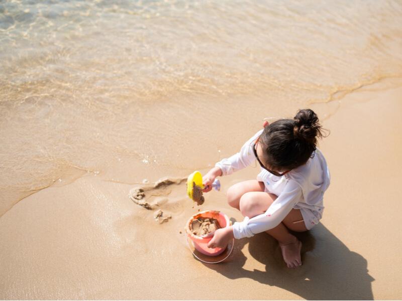 水着の選び方,水着 子供