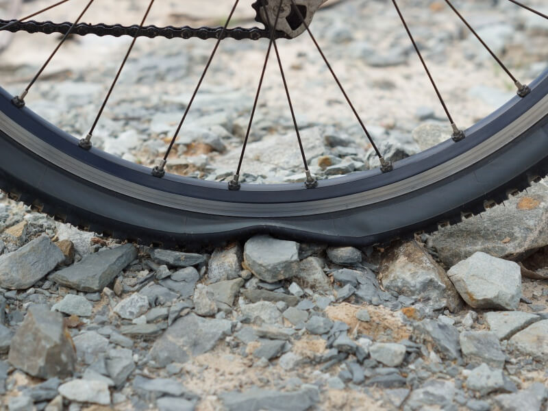 自転車の空気圧管理の重要性とは?,自転車用空気入れ