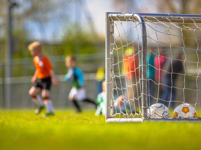 設置環境によって素材選びに注意する,ミニサッカーゴール