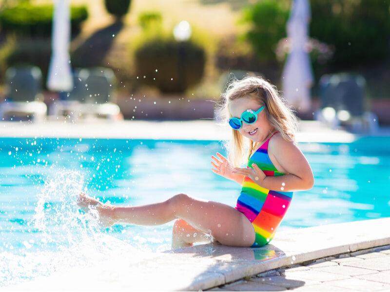子供向け水着の種類