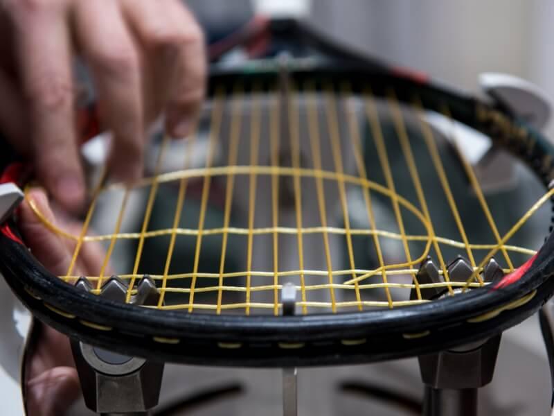 テニスガット選びと同じくらい大切なのはセッティング!ポイントは2つ