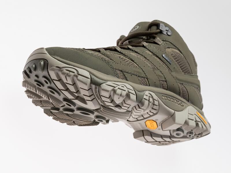 MERRELL(メレル) 新発売の登山靴の靴底