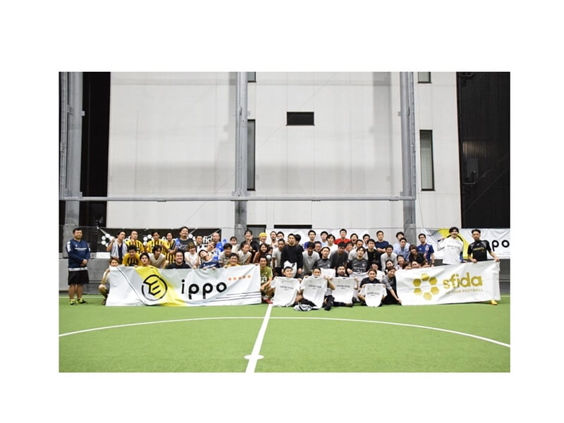 渋谷ベンチャーフットサル supported by IPPOに参加した方の写真