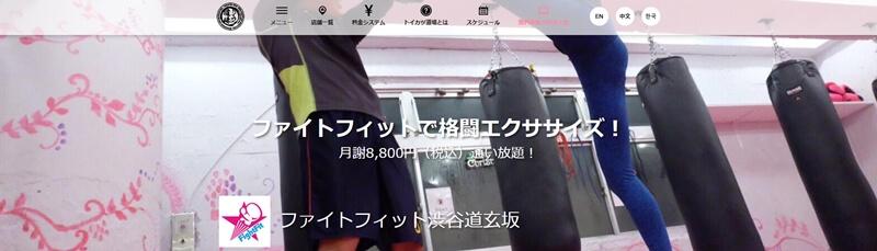 総合格闘技 トイカツ道場