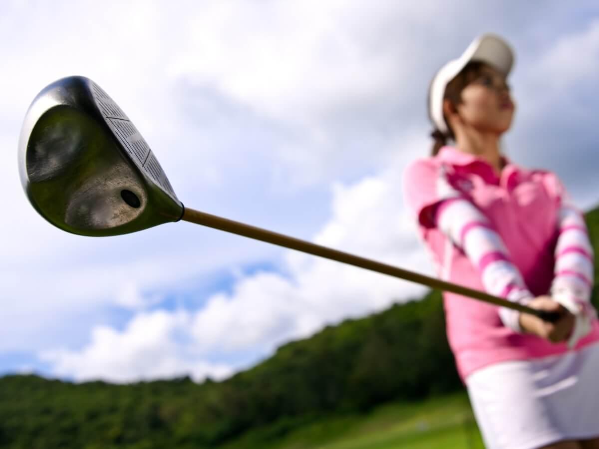 レディースゴルフクラブ