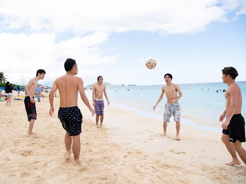 国際的アマチュアフットサル大会がハワイにて開催