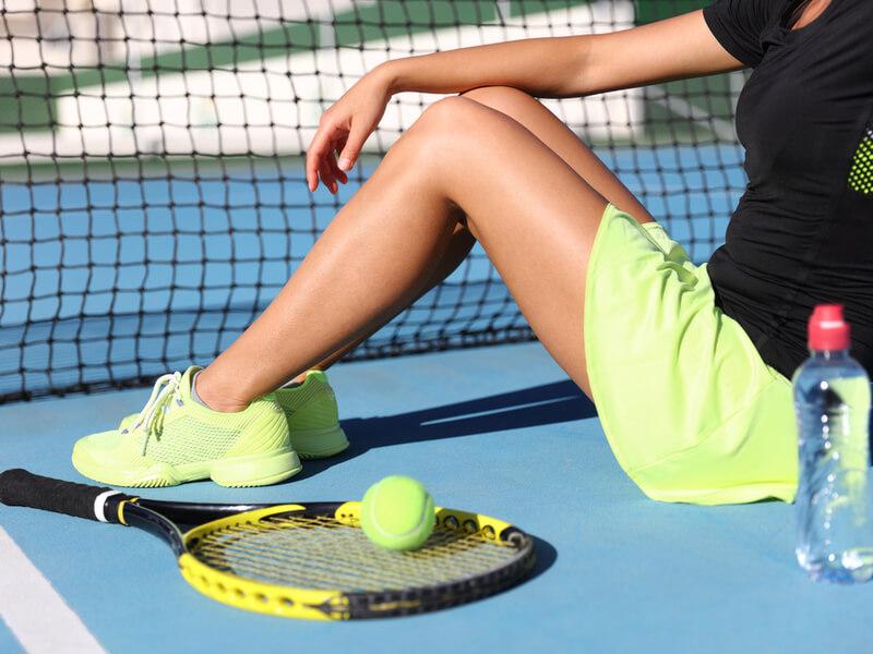 テニスシューズの選び方3つ