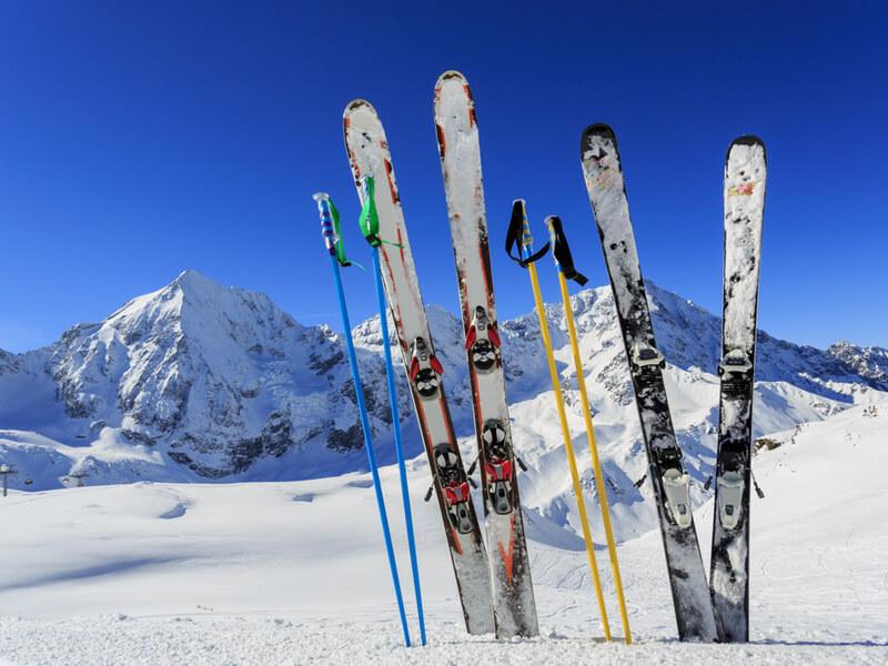 スキーポールの選び方