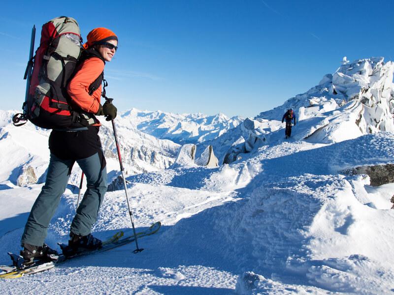登山用ストックの選び方