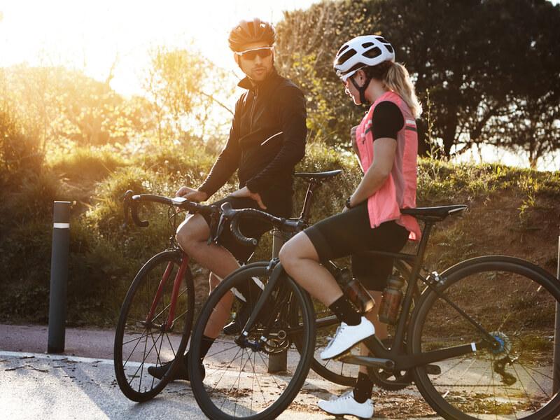 目的に合わせて種類を選ぶ,ロードバイク