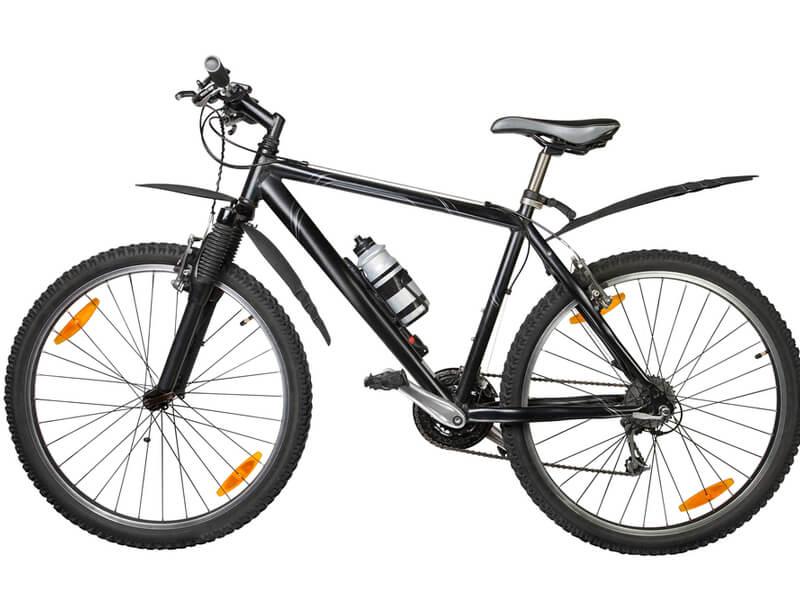 クロスバイク用泥除けの選び方