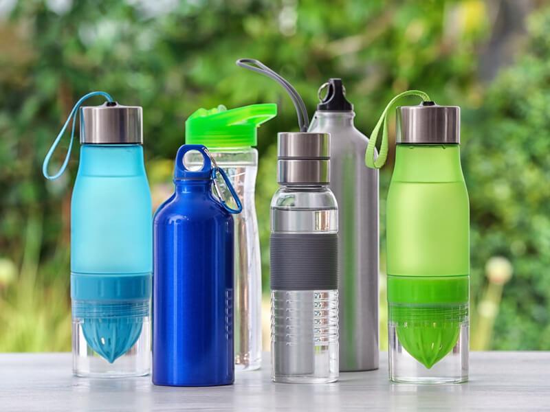 登山で使いやすい水筒の種類は4つ!