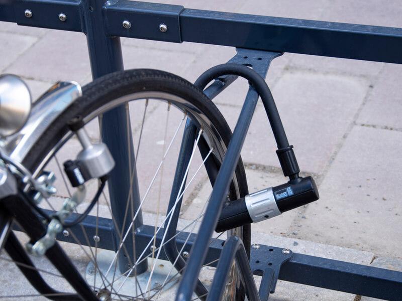 ロードバイクを守る鍵のかけ方