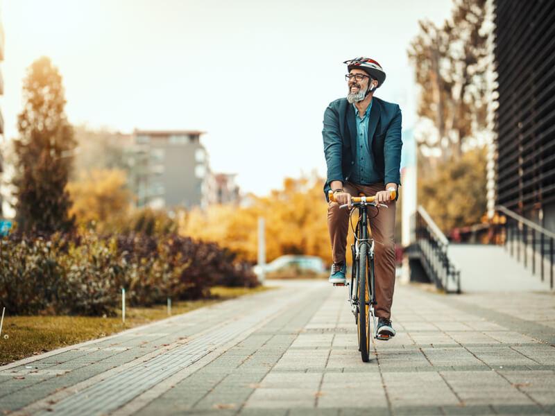 泥除けを付けて快適なサイクリングライフを送ろう!