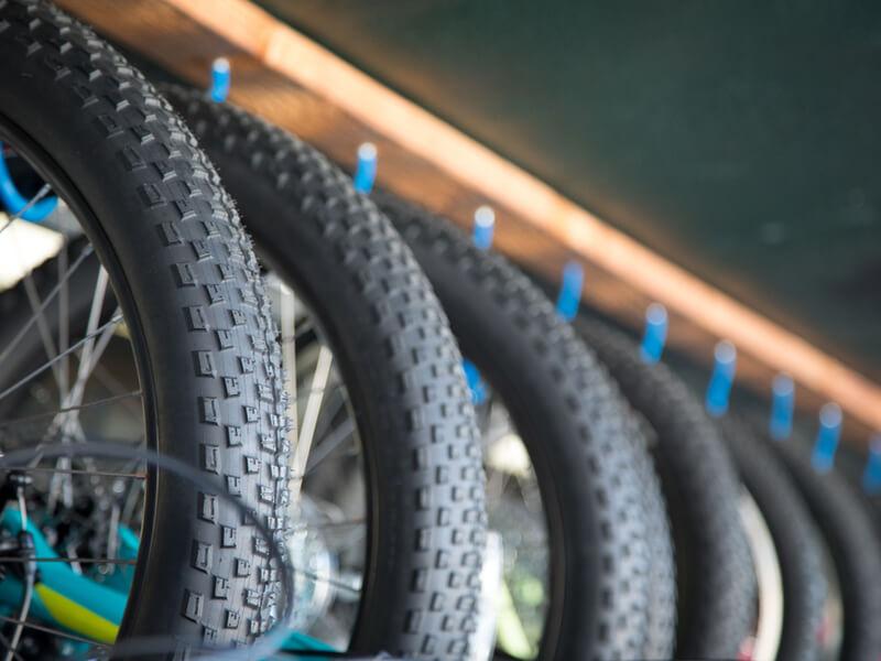 ロードバイク用タイヤの選び方